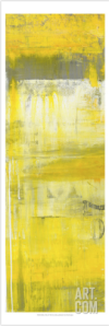 Mellow Yellow II by Erin Ashley, via Art.com